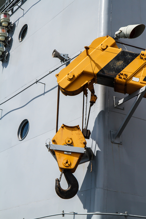 forcemeter: crane Stock Photo