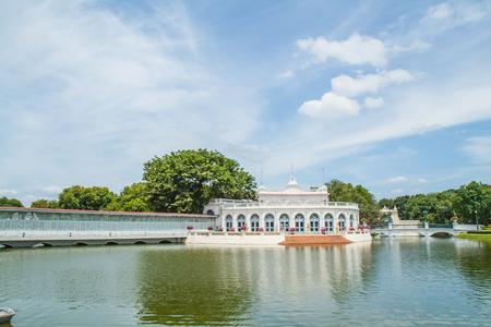 bang pa in: Bang Pa-In Palace of in Thailand