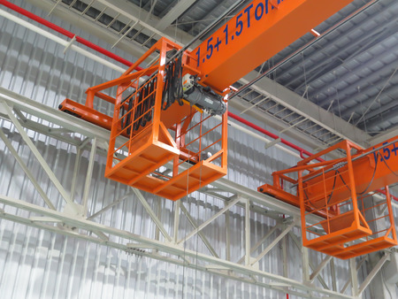 Aluminum lifting photo