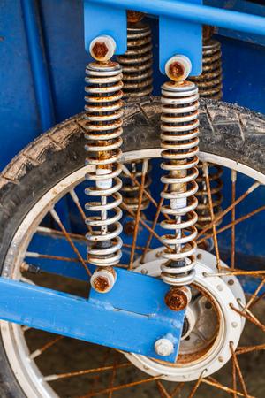 absorber: Motorcycle Shock Absorber