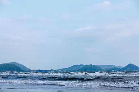 sea scape: Sea scape background
