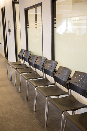 unemployed dismissed: Row chairs for waiting rooms