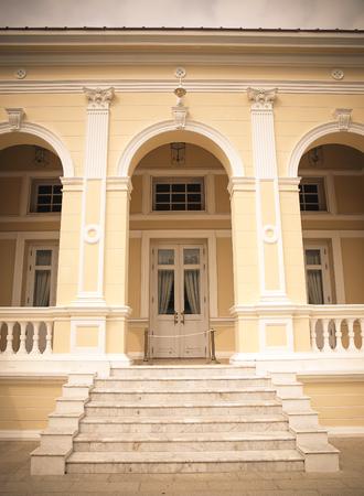 bang: Bang Pa-In Palace in Ayutthaya, Thailand Editorial