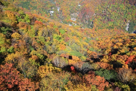 Akechi-daira is the best viewpoint of the great and wonderful nature of Nikko  It photo