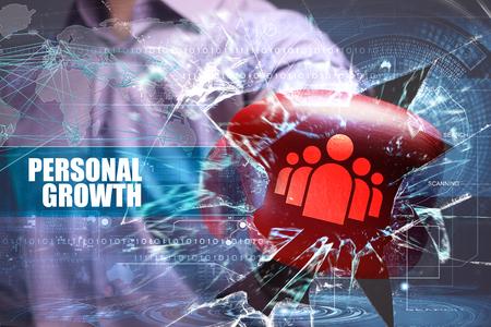 superacion personal: Negocio, Tecnología, Internet y seguridad de la red. crecimiento personal