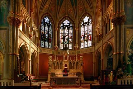 artistry: Church Interior