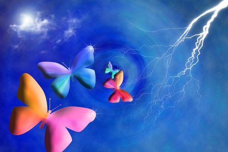 emerge: Butterfly Art