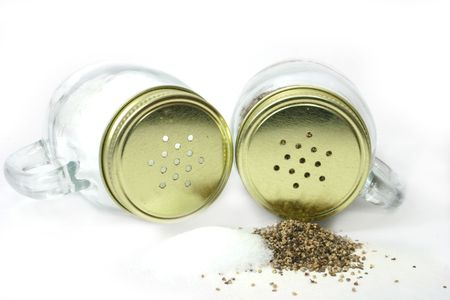 flavouring: Salt And Pepper