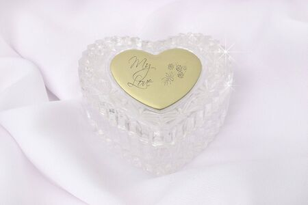 corazon cristal: Crystal Heart