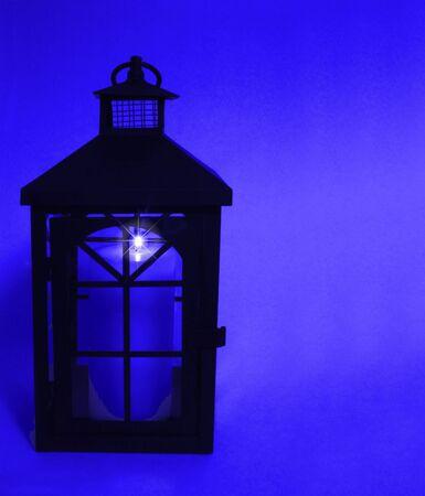 MIdnight Lantern Imagens