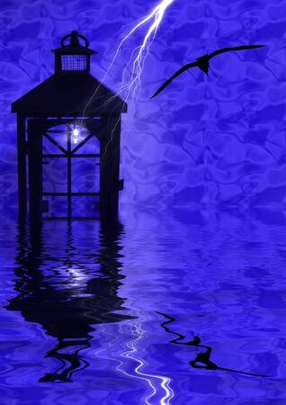 Lantern Reflections Imagens