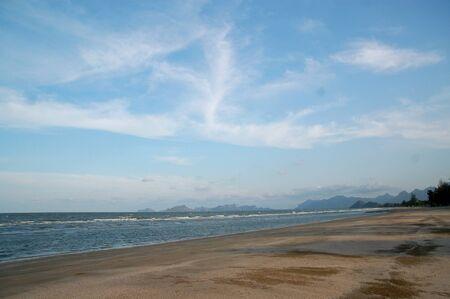 hua hin: Hua Hin Beach Thailand