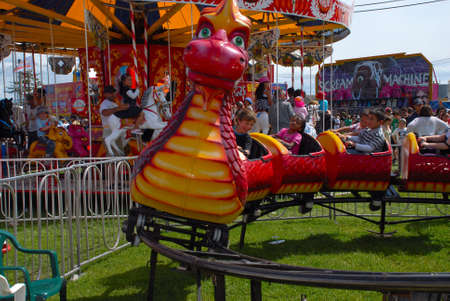 Funfair Dragon