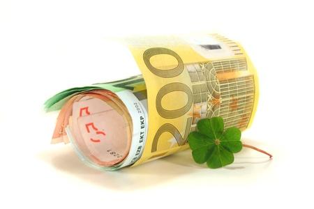 billets euros: