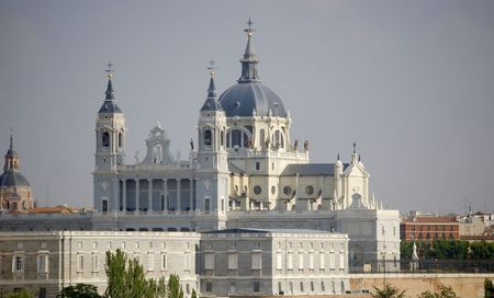 Catedral of Almudena, Madrid