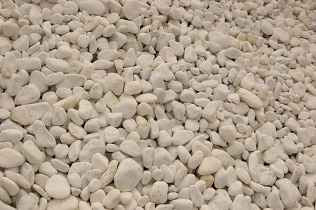 fondo textura piedra blanca de - texture river white stone Stock Photo - 588071