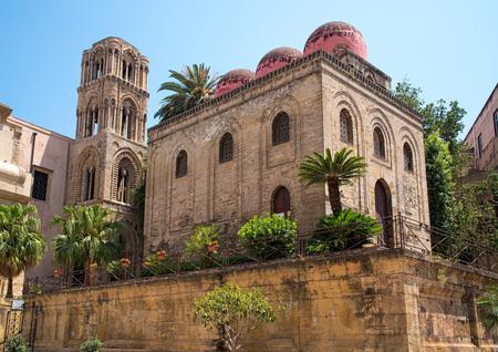 bellini: Chiesa San Cataldo in Piazza Bellini. Palermo, Sicily. Italy.