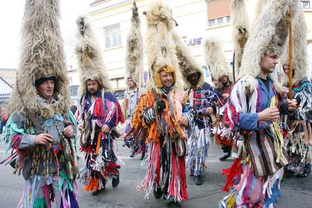 Turopoljski Carnival in Velika Gorica is a traditional carnival, where a large parade walk through the whole town on main street. In Carnival are participation society from various suburbs around the city of Velika Gorica. Editorial