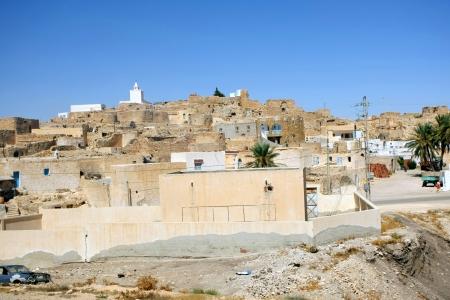 マトマタ、チュニジア - 9 月 17 日隠者コミュニティ多く住居 - 中庭の ...