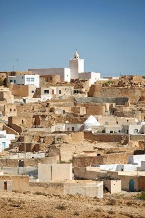 サハラ砂漠、チュニジア、アフリカのベルベルのテント の写真素材 ...