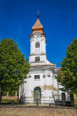 Chapel of the Saint Roko in Vukova, Croatia