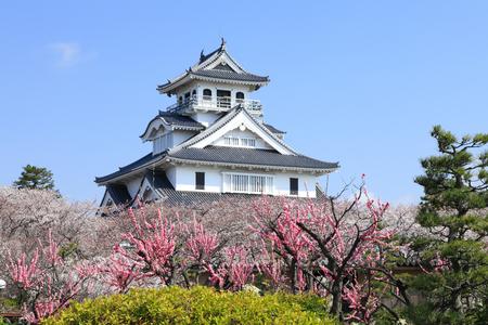 Nagahama Castle in Shiga Prefecture