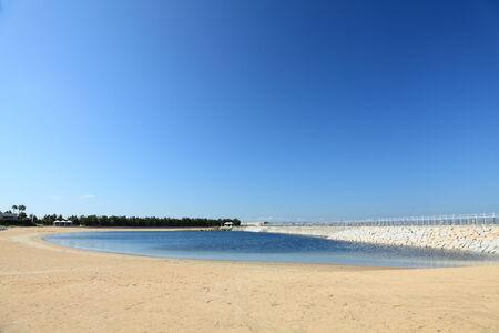 catchphrases: kobe airport island and its beautiful beach