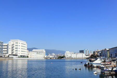 catchphrases: canal in kobe city