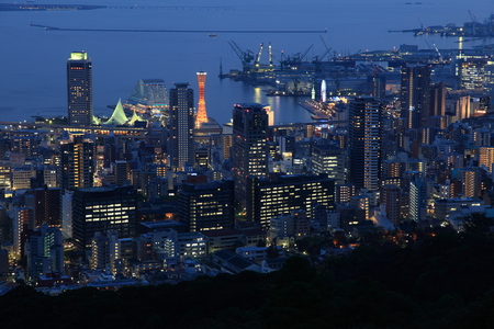 nightview: nightview of kobe