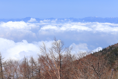 5th: View from Mount Fuji 5th station