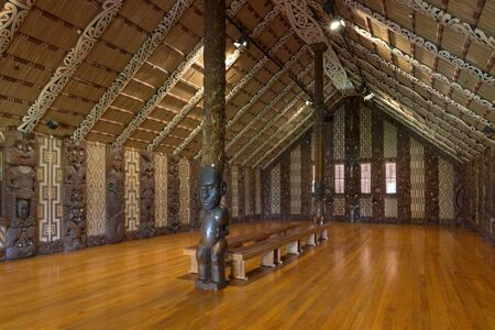 Waitangi Treaty Grounds, New Zealand