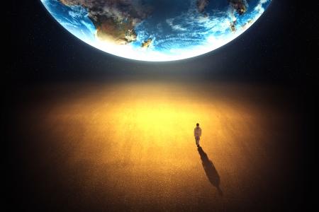 新しい世界を発見