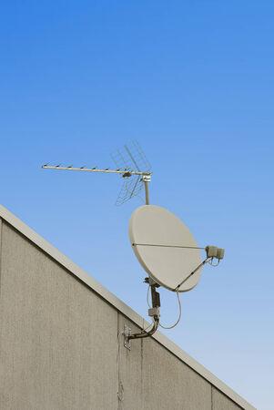 antena parabolica: Antena parab�lica