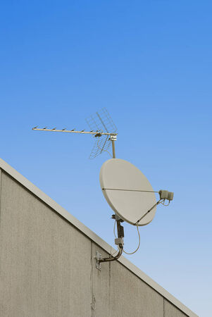 Satellite dish photo