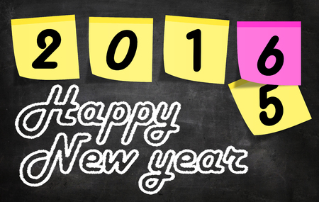 bonne ann�e: Happy new year