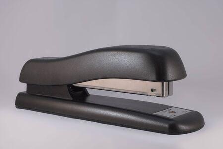 basic medium black office stapler