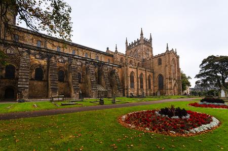 The Dunfermline Abbey Fife Scotland