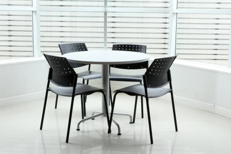 Chair der Sitzung Standard-Bild