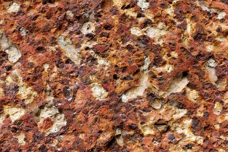 Laterite stone background photo