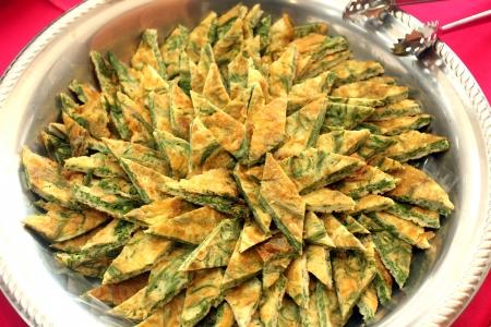 cha om: Cha-om kai, Omelet Thai Style