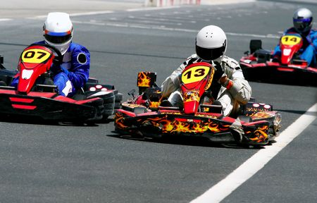 Race csapatok