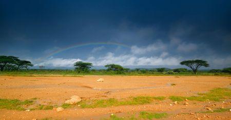south park: Rainbow. Kenya. Africa
