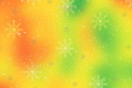 colorful holiday background with a beautiful snowflakes. photo