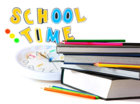 School time conceptual image of education & knowledge Stock Photo - 7585245