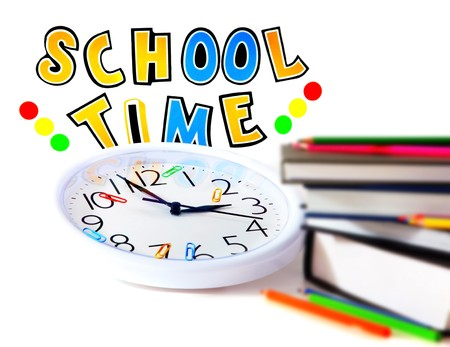 School time conceptual image of education & knowledge Stock Photo - 7585234