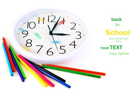 Back to school conceptual image of education & knowledge Stock Photo - 7585241