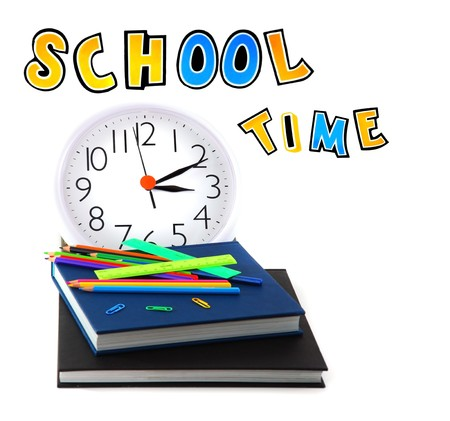 School time conceptual image of education & knowledge Stock Photo - 7585242