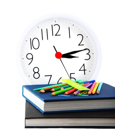 Study time conceptual image of education & knowledge Stock Photo - 7664981