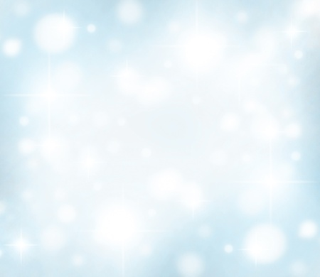 Christmas holiday background card made of abstract defocused magic lights photo