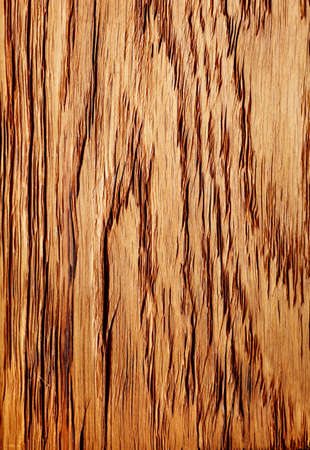 Abstract brown wooden background, natural building material photo